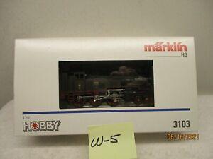 W-5 Marklin HO Hobby 3103 WS LOK T127896 Tank Loco