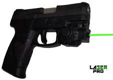 Green Laser Sight for Taurus w/Rails like Millennium G2, G2C, G2S, G3, G3C