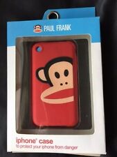 Brand New Red Paul Frank Case cover for iPhone 4