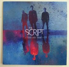THE SCRIPT : THE LAST TIME ♦ 2019 FRENCH CD Promo ♦
