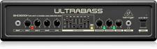 Behringer BXD3000H 300-Watt 2-channel Bass Amplifier Head Amp