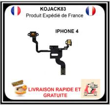 Nappe Bouton Power  Capteur Proximité Micro Iphone 4 Neuf  Apple