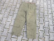 US ARMY AIR FORCE USAAF Flight Trousers Pants A-10 Alpaca WW2 WK2 Fliegerhose 40