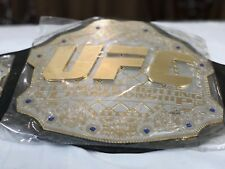 UFC Ultimate Fighting Championship Belt Top Quality With Dual Plated Adult Size