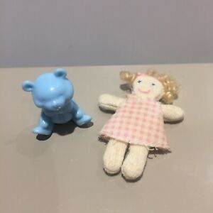 """Barbie KELLY """"Tiny Steps"""" Doll & Teddy bear Accessories (Kelly not included)"""