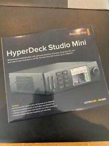 Blackmagic Hyperdeck studio mini