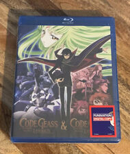 NEW Code Geass: Lelouche of the Rebellion The Complete Series Blu-ray 8-Disc Set