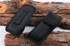 "1x New Nylon Sheath Hight quality For 4.72"" Folding Pocket Knife Pouch Case Gift"