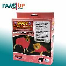 Paws UP Cozy Doggie Small Pet Blanket