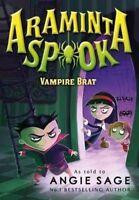 Araminta Spook: Vampire Brat (Araminta Spook 4), Sage, Angie, Used; Very Good Bo