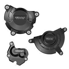 GBRacing Kawasaki ZX-10R 2011 Motordeckel Protektoren Engine Cover Protection