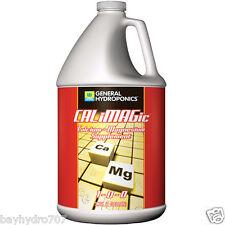 General Hydroponics CALiMAGic 128oz GALLON Calcium Magnesium CalMag BAY HYDRO $$