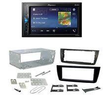 Pioneer MVH-A200VBT 2din bluetooth no dvd + kit autoradio stereo Alfa mito nera