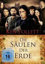 Die Säulen der Erde - Ken Follett - 4 DVD Box