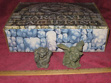 Trippies Fantasy 12 Gargoyles Figurines Lot (two different figures) New In Box!