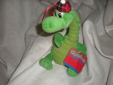"heather Gift Company Plush Scotland Uk Nessie Lockness Monster Nwt 10"" Green"