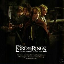 The Lord Of The Rings:The Fellowship Of The Ring-OST-CD