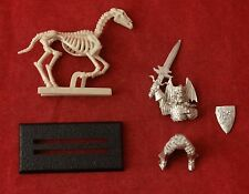Warhammer Fantasy Vampire Counts Mounted Wight Black Knight OOP