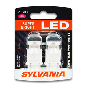 Sylvania ZEVO Tail Light Bulb for Saturn SW2 SW1 Ion Vue 1993-2007  Pack xe