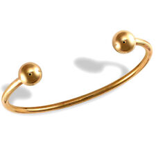Echtschmuck-Armbänder aus Gelbgold für Herren