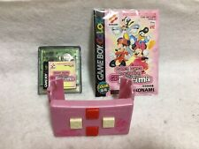 Dance Dance Revolution Disney Mix With Controller GameBoy Color Japan Authentic