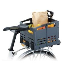 Topeak Trolley Tote Foldable Rear Rack Mount Basket