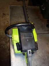 Vintage Poulan 306, Chainsaw, 16 In Bar & Chain, 115 # Of Comp,