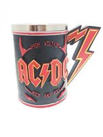 Jarra Taza Original AC/Dc AC Dc High Voltage Oficial con Caja