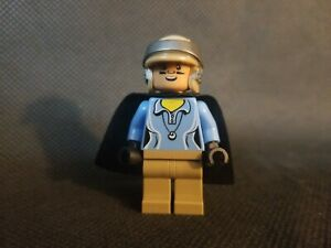 Lego Lando Calrissian General Star Wars Minifigure Young Fighter Cape Helmet