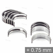 Audi VW Seat Skoda 2.0 1.8 1.6 1.5 1.3 1.2 16V 8V Main Bearings Shells (0.75mm)