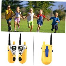 Intercom Electronic Walkie Talkie Kids Child Mni Toys Portable Two-Way Radio UO