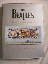 2000 HARDCOVER BOOK THE BEATLES ANTHOLOGY BY THE BEATLES STARR LENON HARRISON
