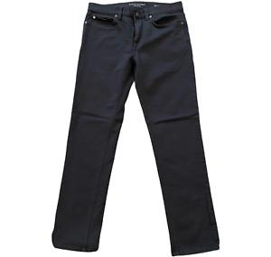 Banana Republic The Traveler Jean Pants Size 30x30 Slim Stretch Dark Gray