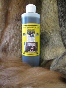 Coonhound Training Scent  /  Trailing scent  /  Raccoon  /  HUTZEL /