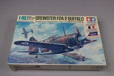 ZF500 TAMIYA 1/48 maquette avion MA119 Brewster F2A-2 Buffalo