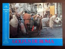 A FUNNY THING HAPPENED ON THE WAY TO THE FORUM Orig Lobby Card MICHAEL HORDERN
