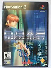 BRAND NEW DEAD OR ALIVE 2 - SONY PLAYSTATION 2 - PS2