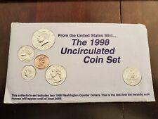 1997 P /& D UNITED STATES MINT SET ORIGINAL ENVELOPE