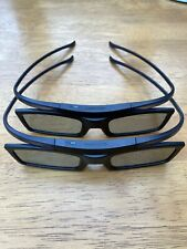 2 X Genuine Samsung 3D Glasses Active SSG-5100GB. Battery operated