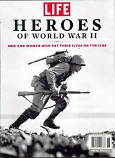 LIFE MAGAZINE SPECIAL ISSUE: HEROES OF WORLD WAR II (2017) NEW - FREE SHIP!