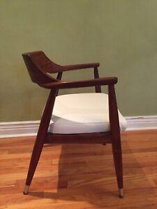 Gunlock Chair. Mid-Century, Danish.