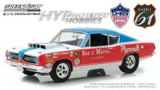 HIGHWAY 61 1:18 1968 PLYMOUTH BARRACUDA DIE-CAST MULTI 18003