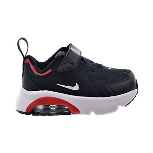 Nike Air Max 200 Toddlers' Shoes Black-White-University Red AT5629-007