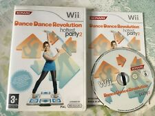 Dance Dance Revolution Hottest Party 2 pour Nintendo Wii Jeu uniquement