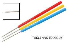3 selecciones de Soldadura de Titanio Con Empuñaduras De Aluminio Herramienta de Reparación de Joyería Alambre Craft
