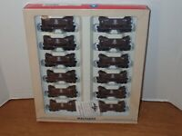 Walthers Duluth Missabe & Iron Range Ore Cars 12 Pack 932-4464 HO Scale #2