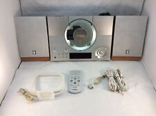 Yamaha CRX-TS10 CD Tuner NX-TS10 Stereo with Remote and both Antennas
