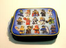 Lego Mini Figures Insulated Fabric Lunchbox