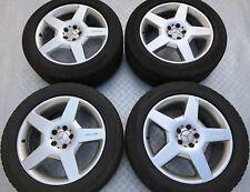 // amg mercedes ml w164 llantas de aluminio 8,5x19 et58 a1644011802 255 50 19 juego de ruedas