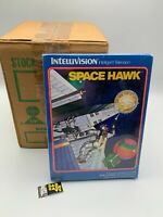 SIXPACK FOR INTELLIVISION NEW Space Hawk Mattel Intellivision Video Game New